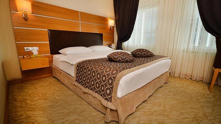 هتل آنکارا پلازا