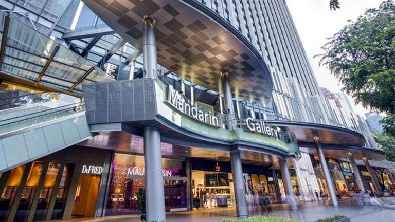 هتل مندرین ارچاد سنگاپور