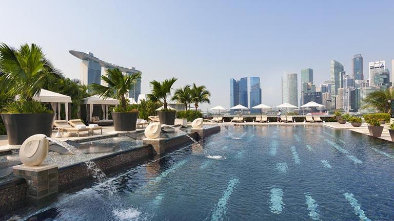هتل ماندارین اورینتال سنگاپور