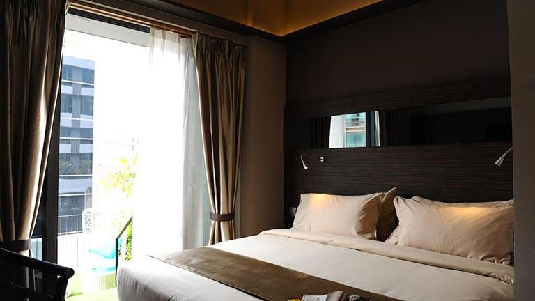 هتل پارک سورین سنگاپور