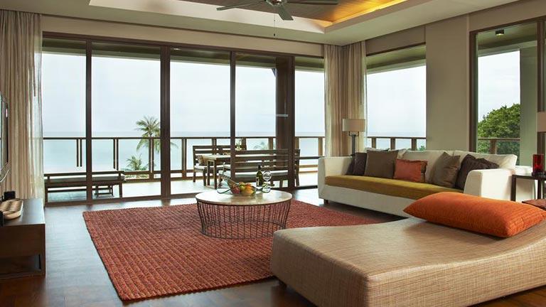 هتل شاسا سامویی