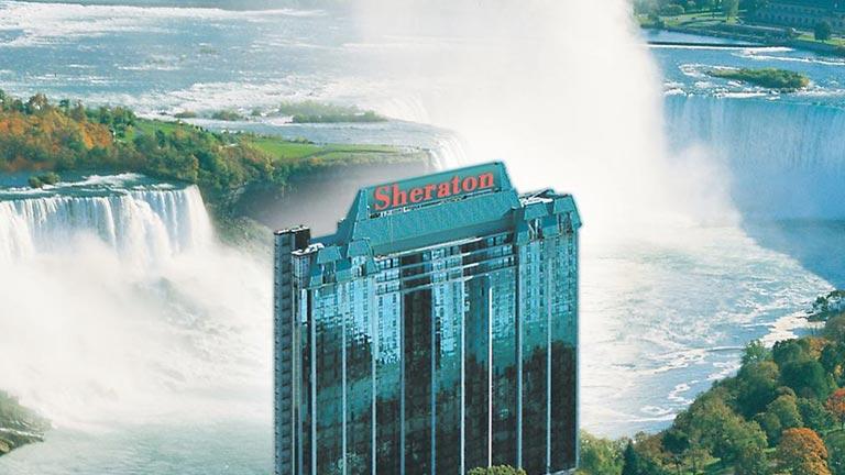 هتل شرایتون آن د فالز