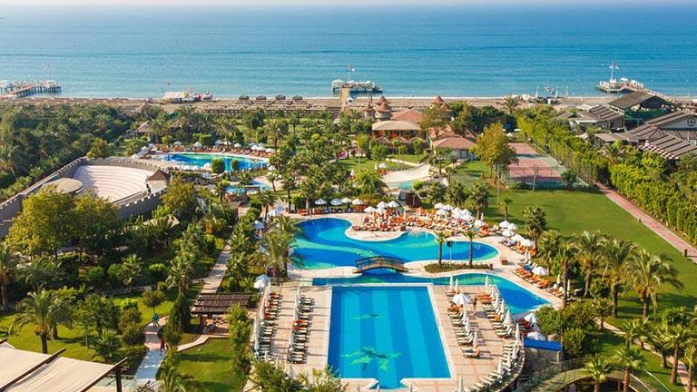 هتل شروود بریزز آنتالیا