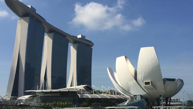 هتل ریتز کارلتون سنگاپور