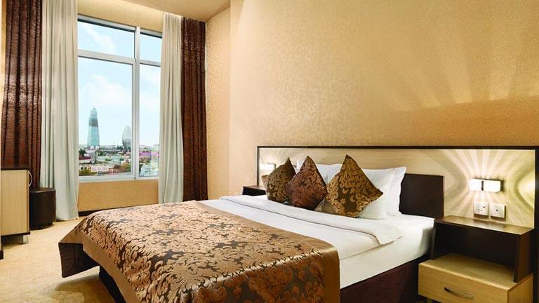هتل دیز باکو