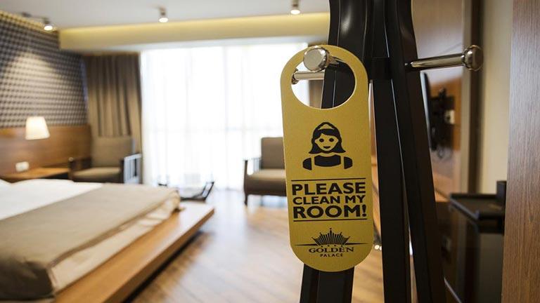 هتل گلدن پالاس تفلیس