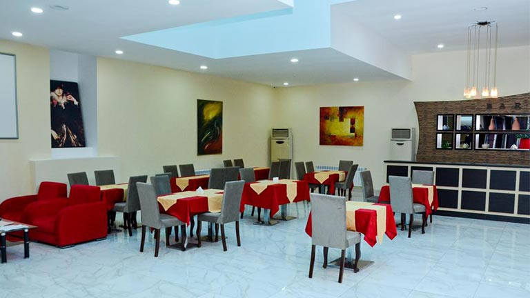 هتل امبیانس باکو