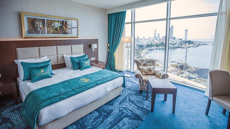 هتل لئوگرند باتومی