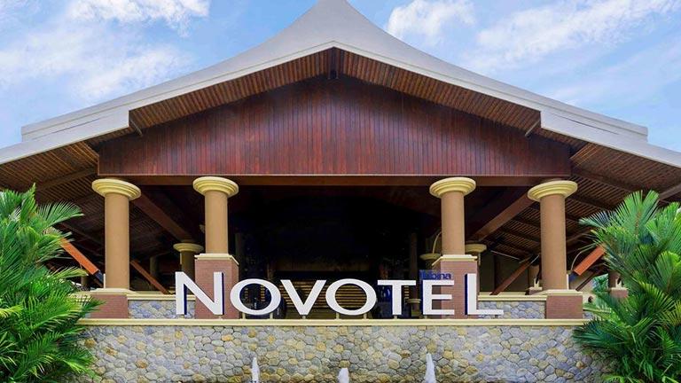 هتل نووتل ونتیج پارک