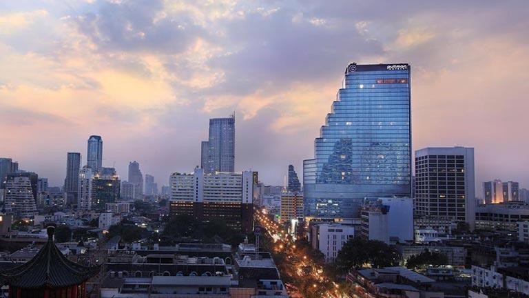هتل پول من بانکوک جی پاتایا