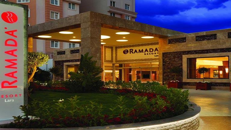 هتل رامادا ریزورت لارا