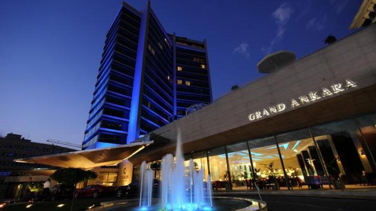 هتل ریوکس گرند آنکارا