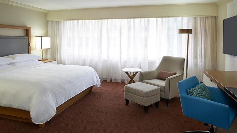 هتل شرایتون اتاوا
