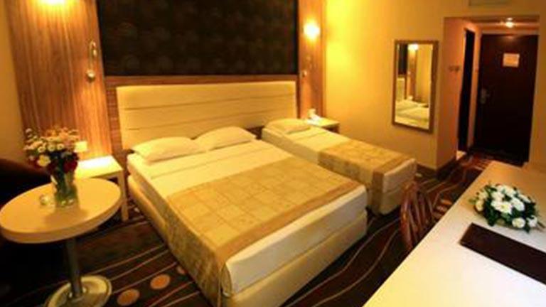 هتل بلو ویستا هیل
