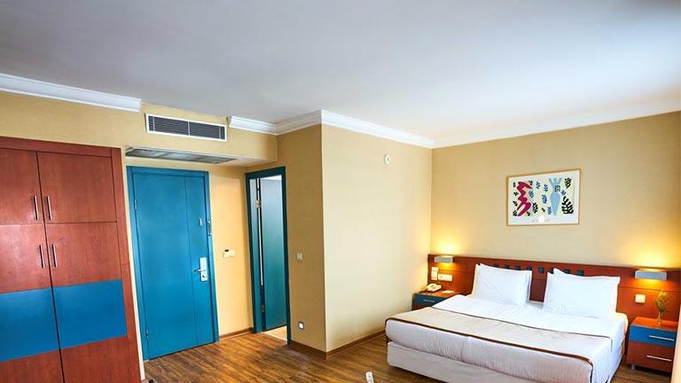 هتل فرونیا استانبول