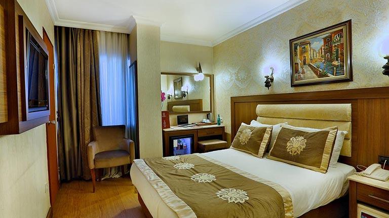 هتل گرند هیلاریوم استانبول