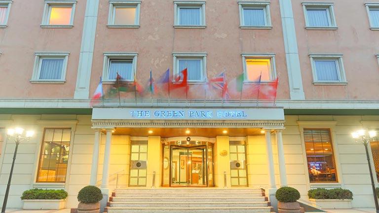 هتل گرند پارک مرتر