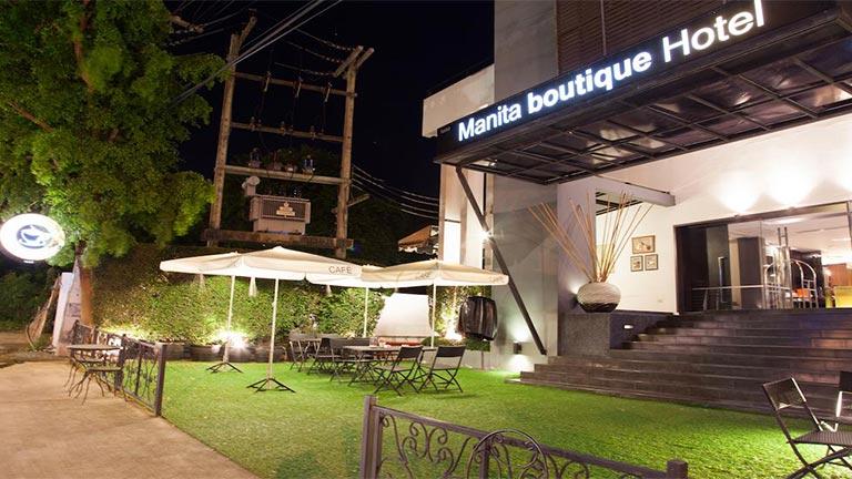 هتل مانیتا بوتیک پاتایا