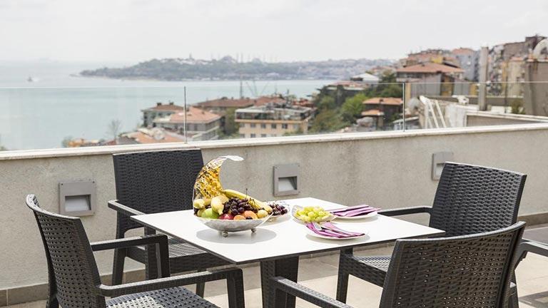 هتل مرکور تکسیم استانبول