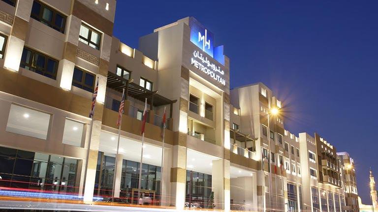 هتل مترو پولیتن دبی
