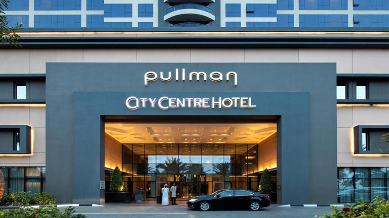 هتل پولمن سیتی سنتر