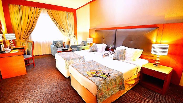 هتل سامیت دبی