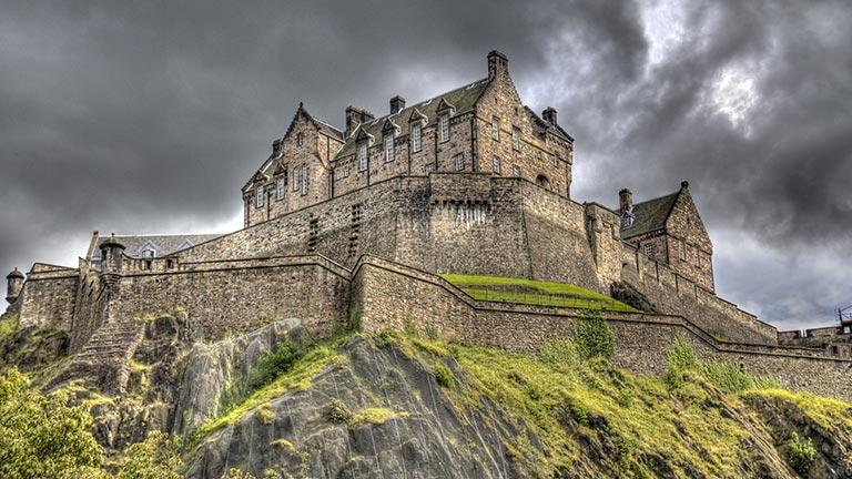 قلعه-ادینبورگ