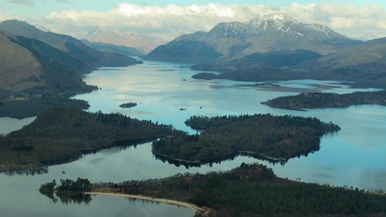 دریاچه لوموند