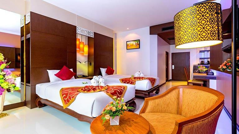 هتل نیپا ریزورت