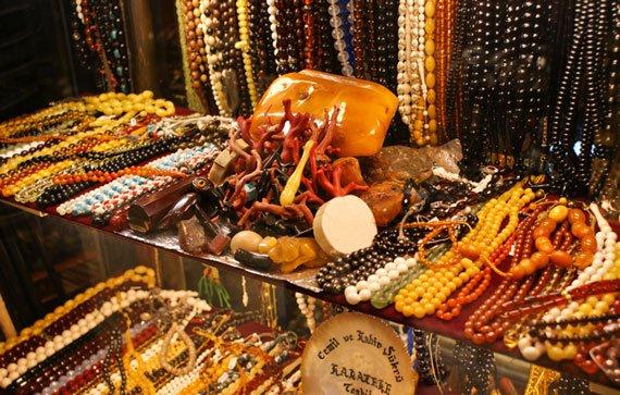 فروشگاه تسبیح بازار استانبول