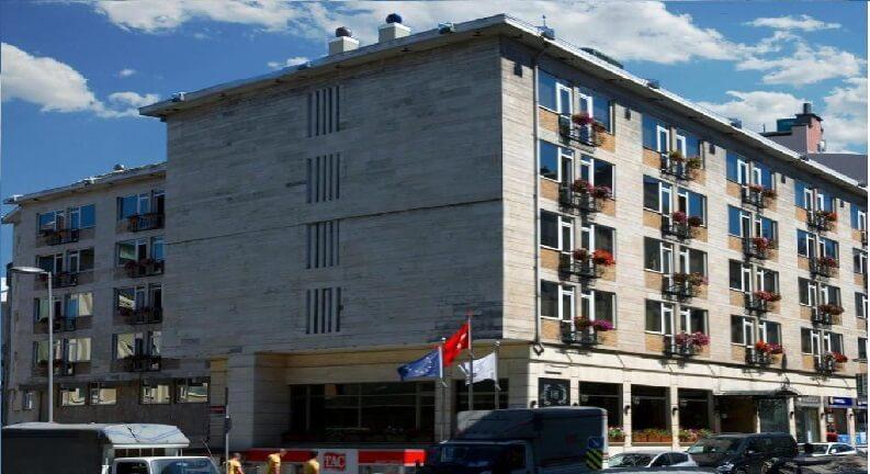 هتل بیوک ارسان آنکارا