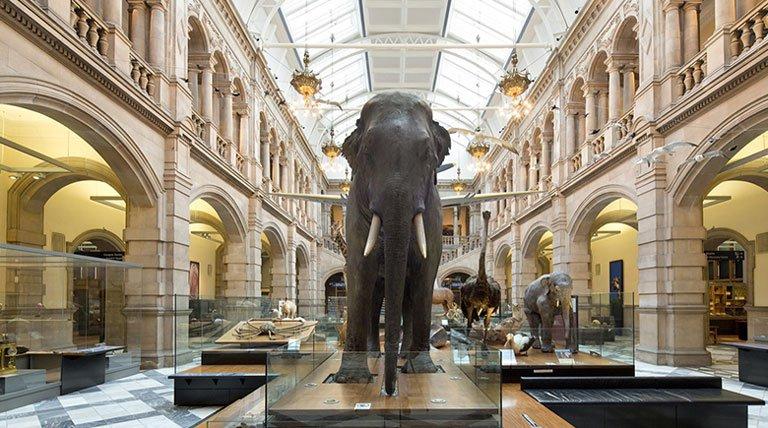 موزه کلوین گرو