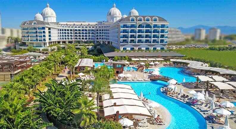 هتل آدالیا الیت لارا