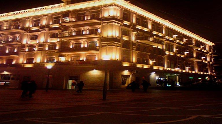 هتل آزکات باکو