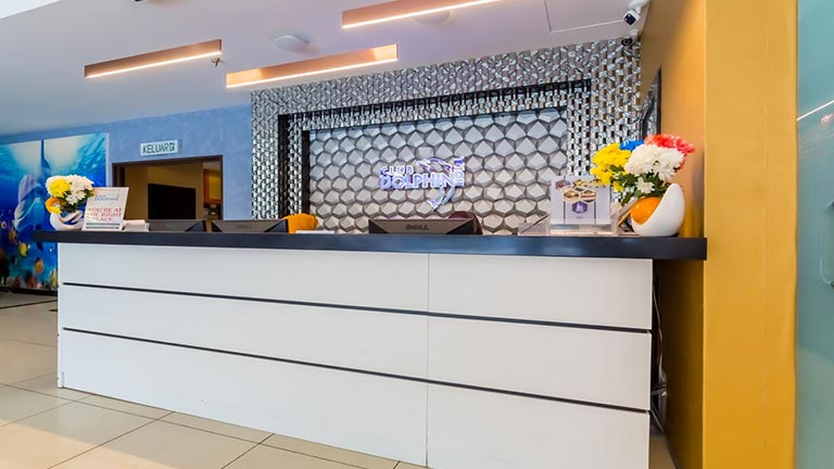 هتل کلاب دلفین کوالالامپور