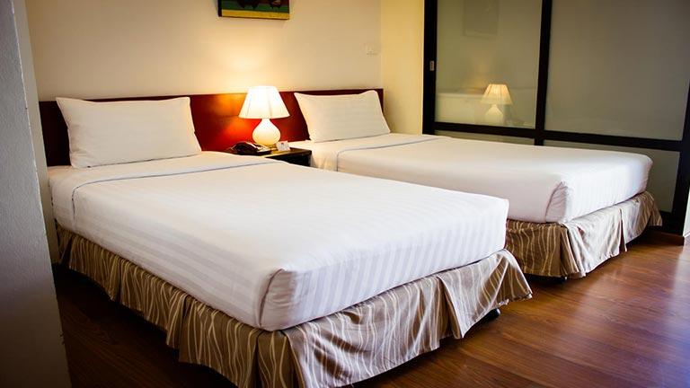 هتل آی رزیدنس ساتورن