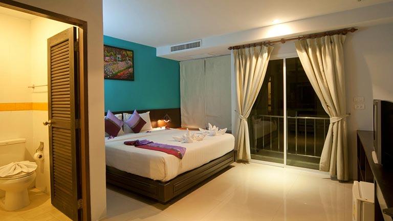 هتل پی جی پاتونگ ریزورتل