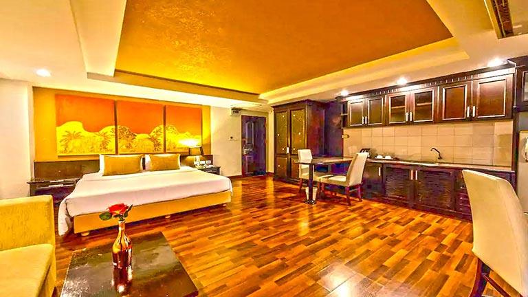 هتل هیریتیج بانکوک