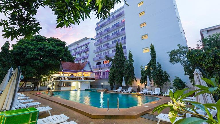 هتل زینک پاتایا