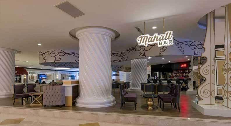 کافه بار هتل الیت لارا