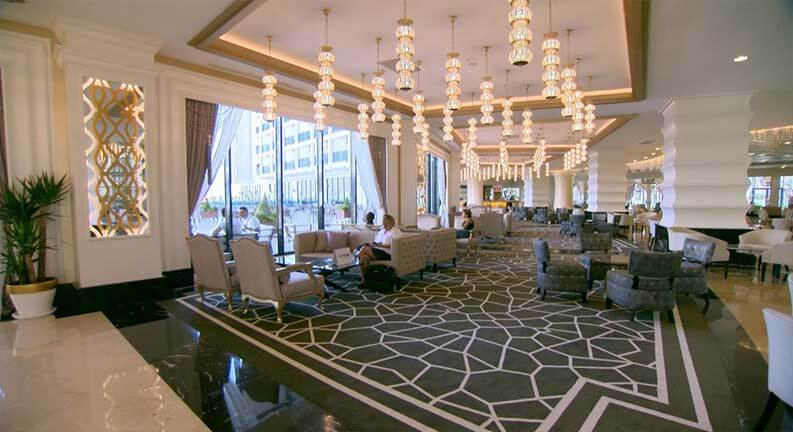 امکانات هتل آدالیا الیت لارا