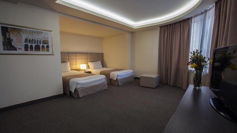 هتل آویاترانس ایروان