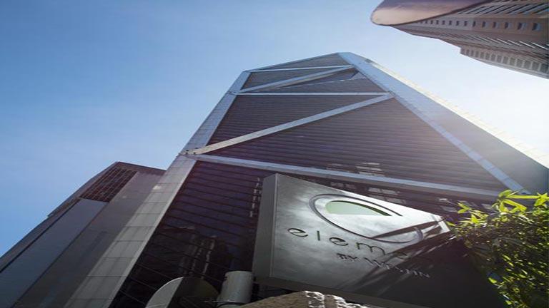 هتل المنت کوالالامپور