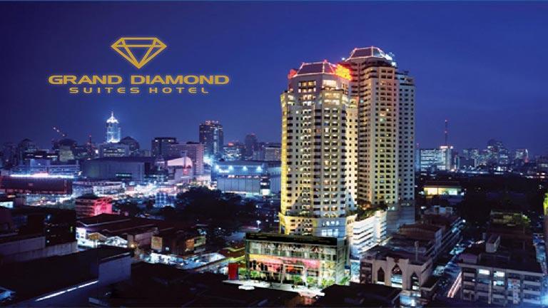 هتل گرند دیاموند بانکوک
