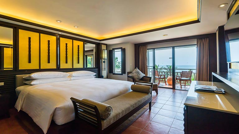 هتل ماریوت مرلین بیچ