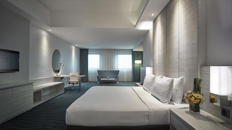 هتل سانوی پوترا کوالالامپور