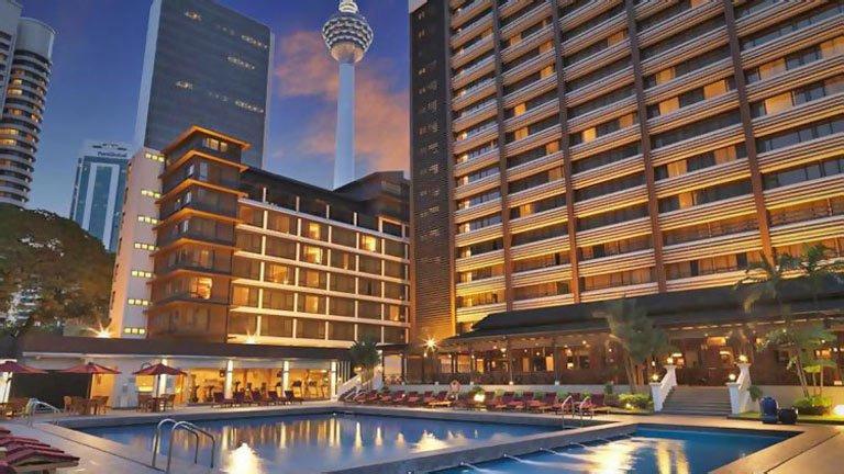 هتل کنکورد لنکاوی