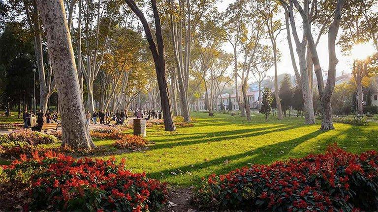 پارک های استانبول