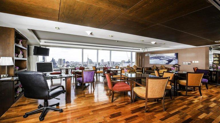 هتل پولمن بانکوک