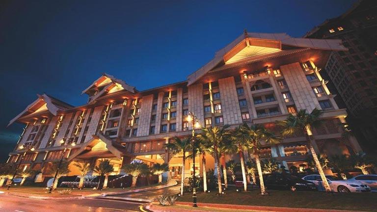 هتل-رویال-چولان-کوالالامپور
